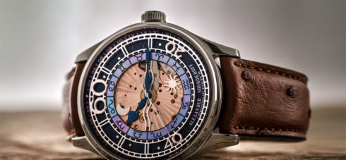 "Babylonian I ""Alexander Shorokhoff""-Uhren Uhren"