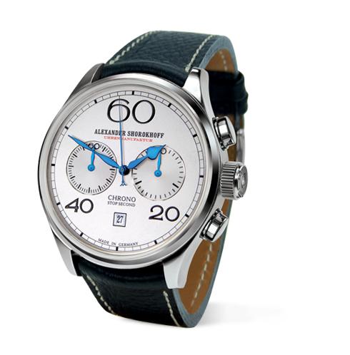 kunstvolle chronograph deutsche luxusuhr