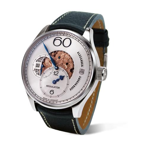 kunstvolle chronograph deutsche luxus uhr